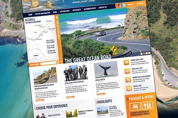 Geelong Otway Tourism work