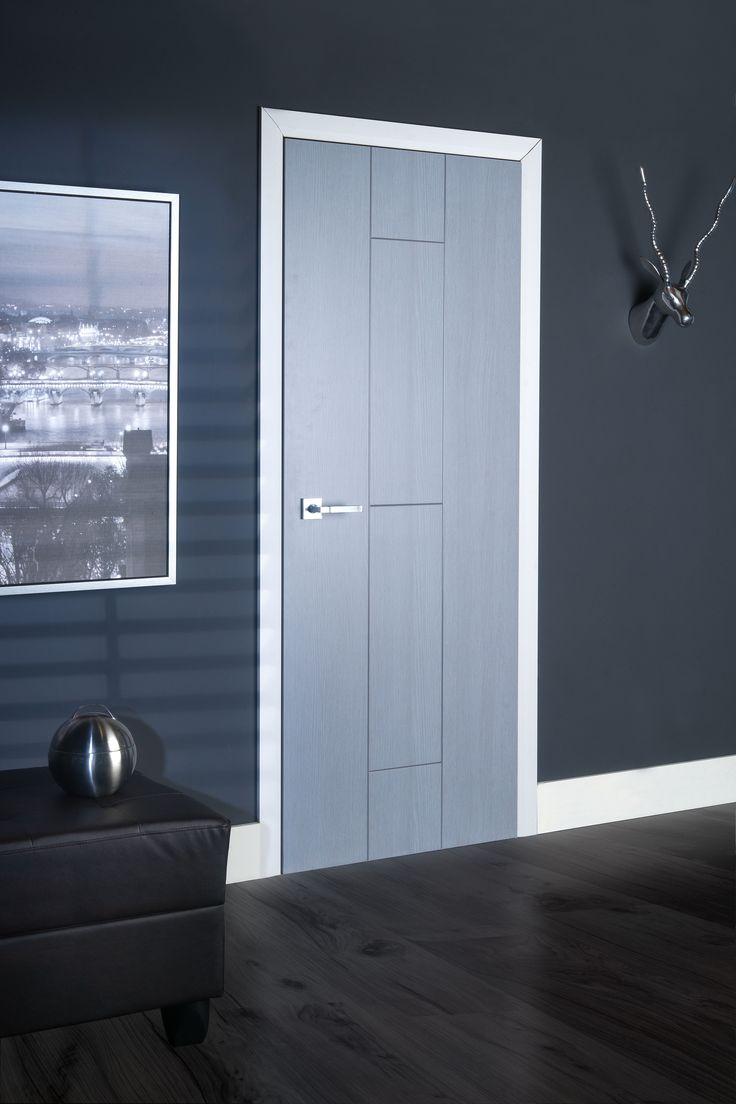 10 best mid century modern millwork trim ideas images on - Contemporary interior door styles ...