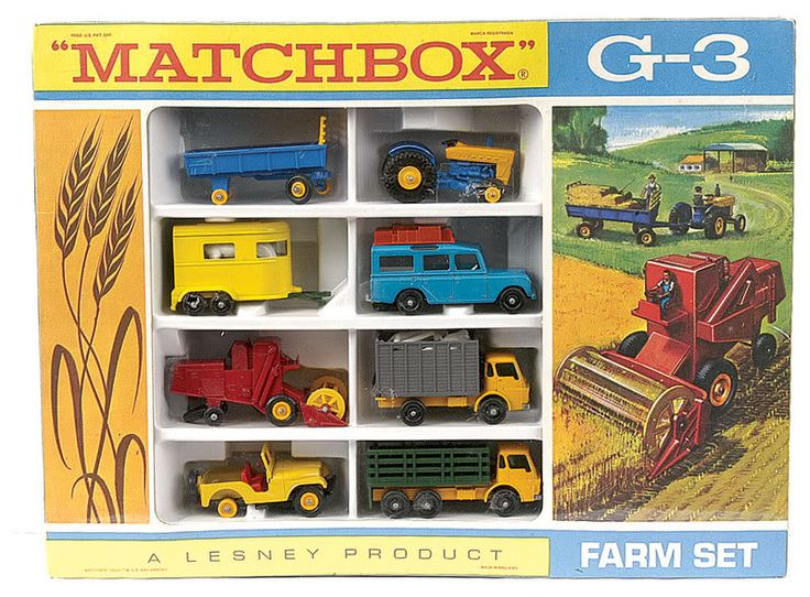 Lesney Matchbox g3