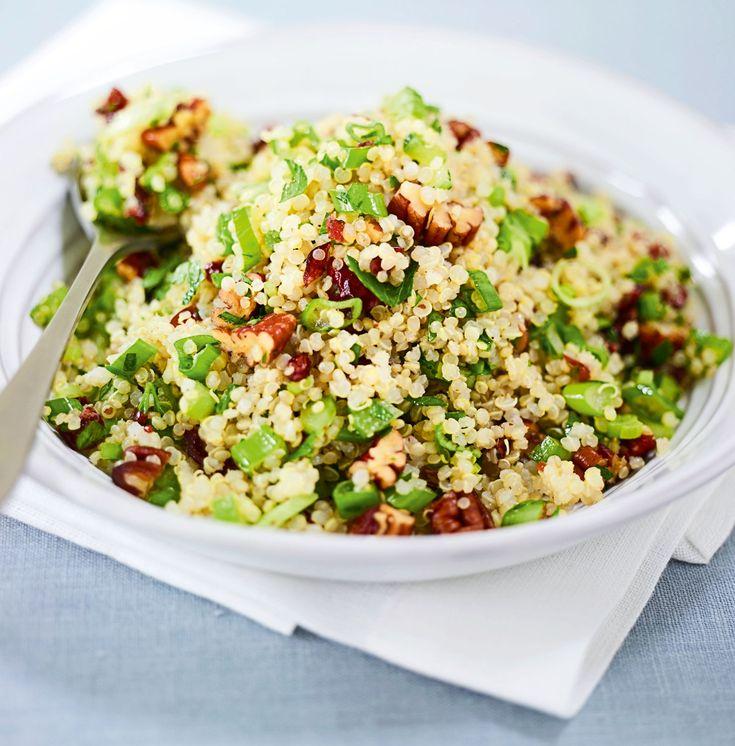 Lag salat med en av verdens sunneste proteinkilder.