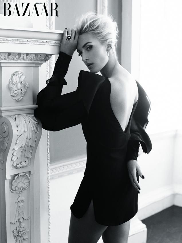 Winslet, who shows off her sultrier side in the accompanying photoshoot, says th