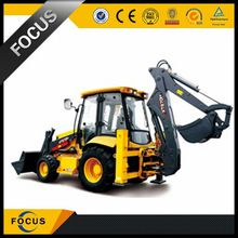 XCMG XT870H mini tractor backhoe loader for sale