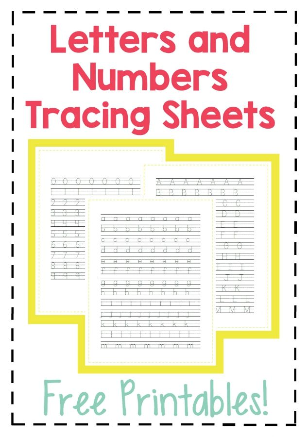 It is a graphic of Punchy Free Printable Letters and Numbers