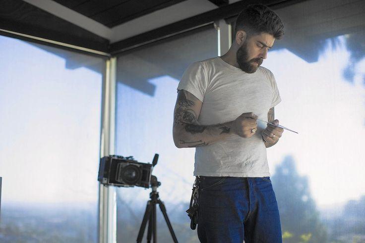 Actor Adam Goldberg, of 'The Jim Gaffigan Show,' is an analog man living in a digital world