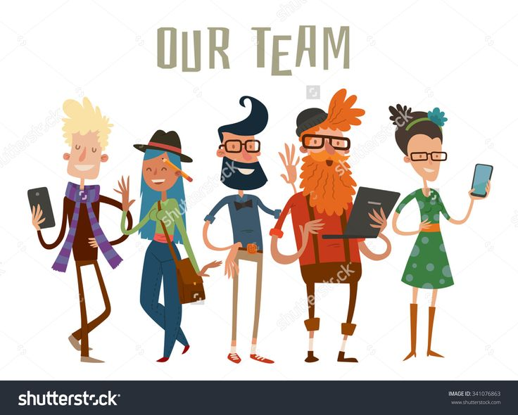 Business Team People Website Profile About Page. Company Team Command People…
