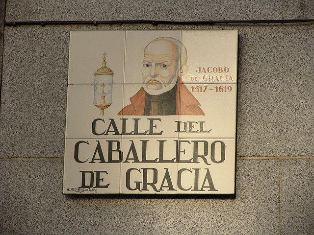 Azulejos, Calle del Caballero de Gracia, Madrid | Flickr: Intercambio de fotos