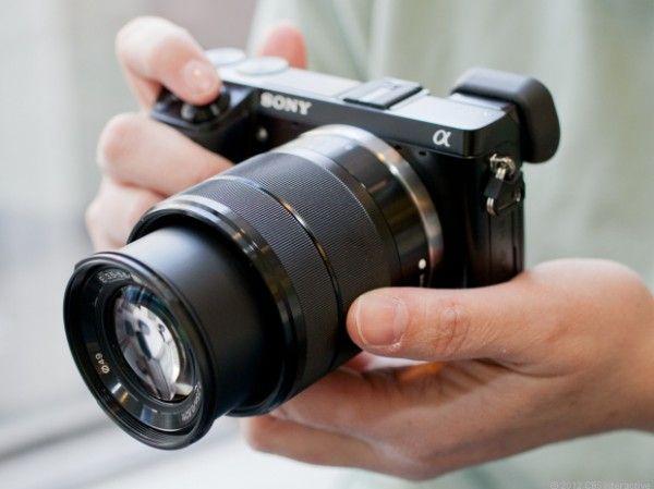 Sony Alpha Nex-7 Mirrorless Camera from Picsity.com