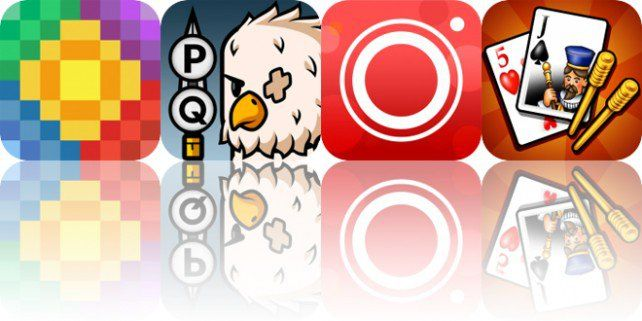 Todays Apps Gone Free: Breezeblox, Puzzlewood Quests, Bokeh Lens and More