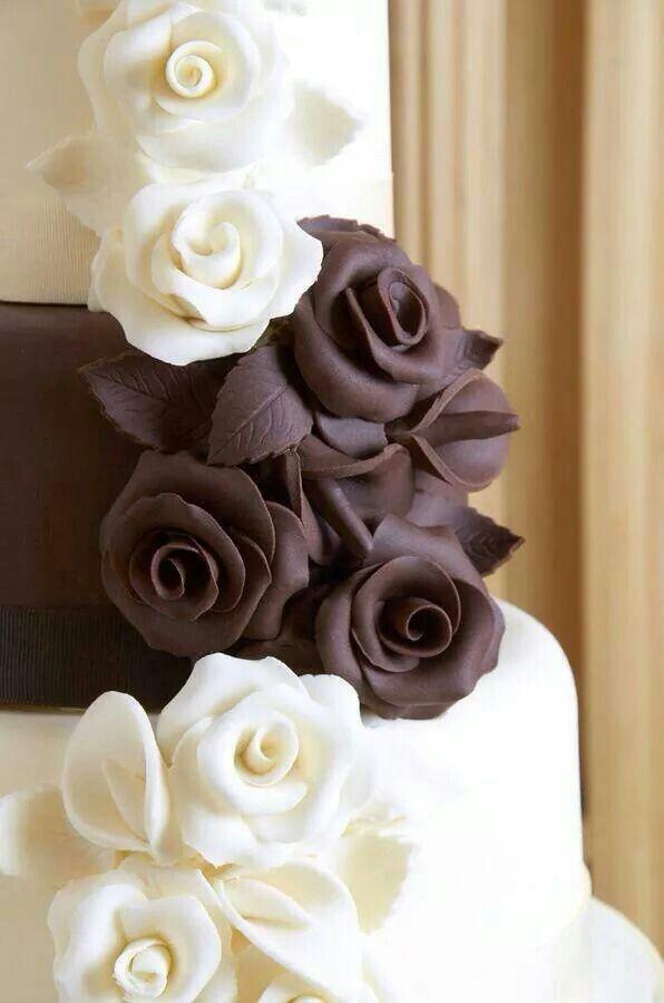Interracial wedding cake                                                                                                                                                      More