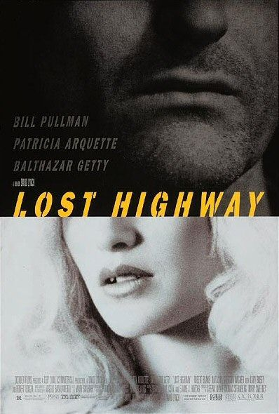 Lost Highway directed by: David Lynch