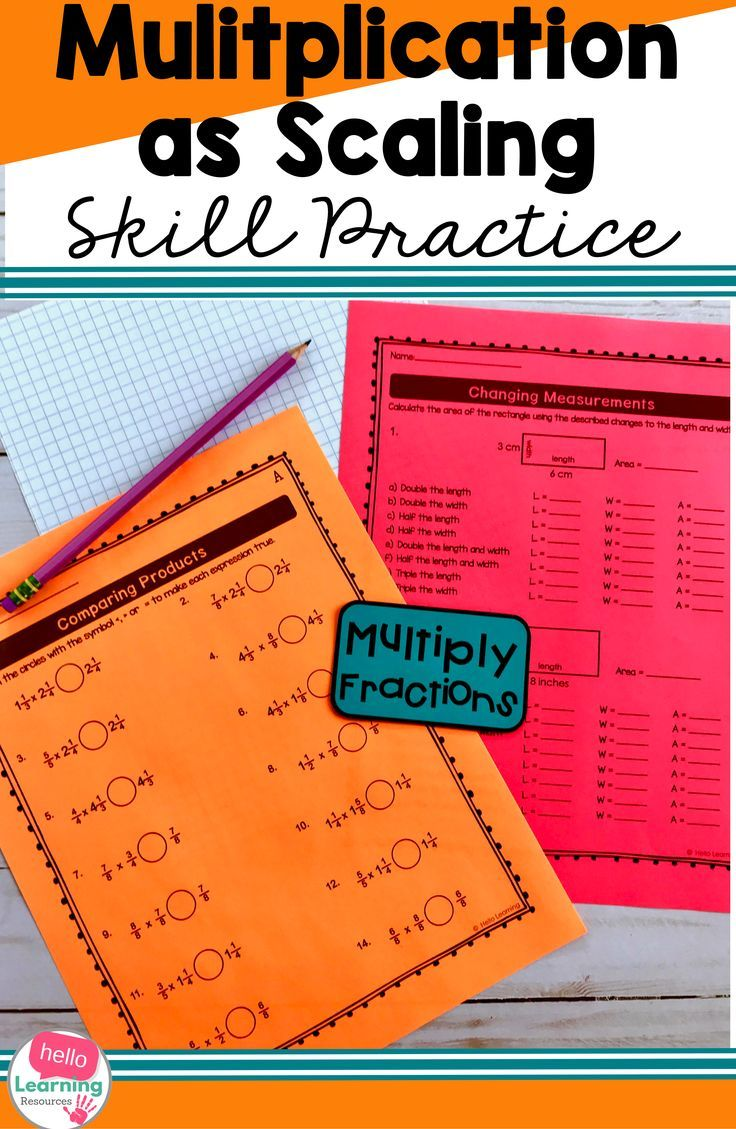 medium resolution of 5th grade students will get valuable practice with interpreting  multiplication as scaling…   Upper elementary math