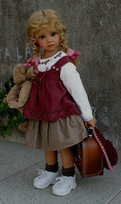 Arlene ' Dolls - Angela Sutter Bebek:
