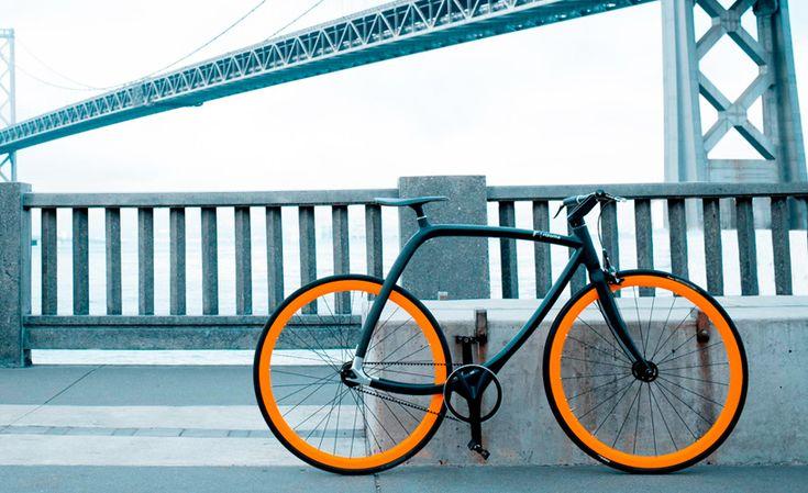 rizoma x dirk bikkembergs: 77|011 metropolitan bike