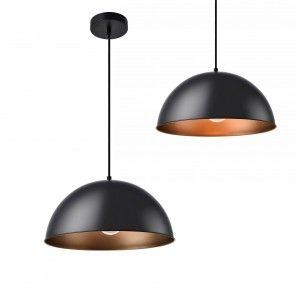 [lux. Pro] Design Lampada a sospensione nera 38,10 €