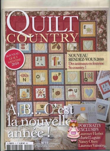 Quilt Country Nº 11 - Joelma Patch - Picasa Albums Web