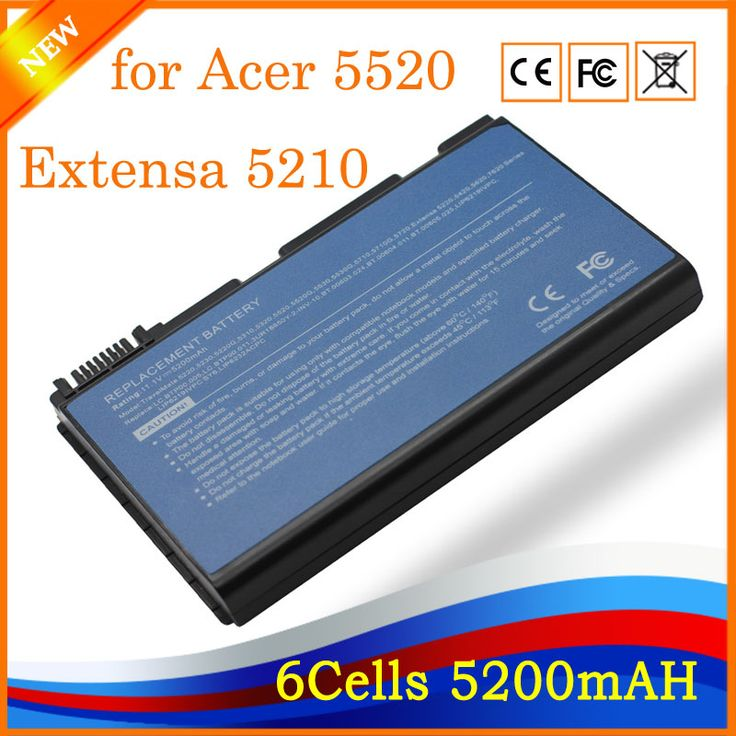 YHR Battery For Acer Extensa 5220 5235 5620 5630 7620 TravelMate 5320 5520 5720 5730 7720 7520 6592 TM00741 TM00751 HK04. Yesterday's price: US $33.99 (27.84 EUR). Today's price: US $20.73 (17.13 EUR). Discount: 39%.