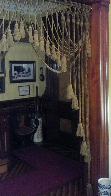 17 Best Images About Antique Drapes Amp Portieres On