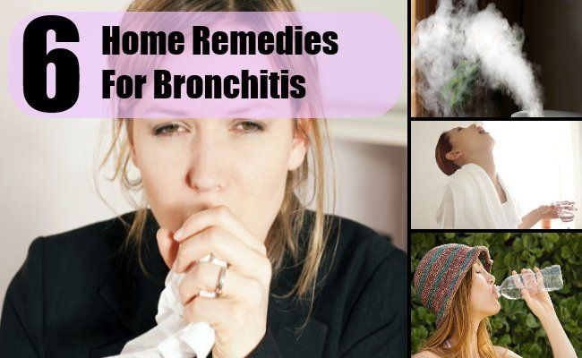 Acute bronchitis is a viral disease caused due to the same virus that causes Home Remedies For Bronchitis common cold or the flu. The condition ...