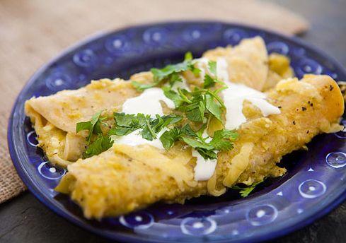 ... tomatillo recipes on Pinterest | Salsa recipe, Tomatillo chicken and