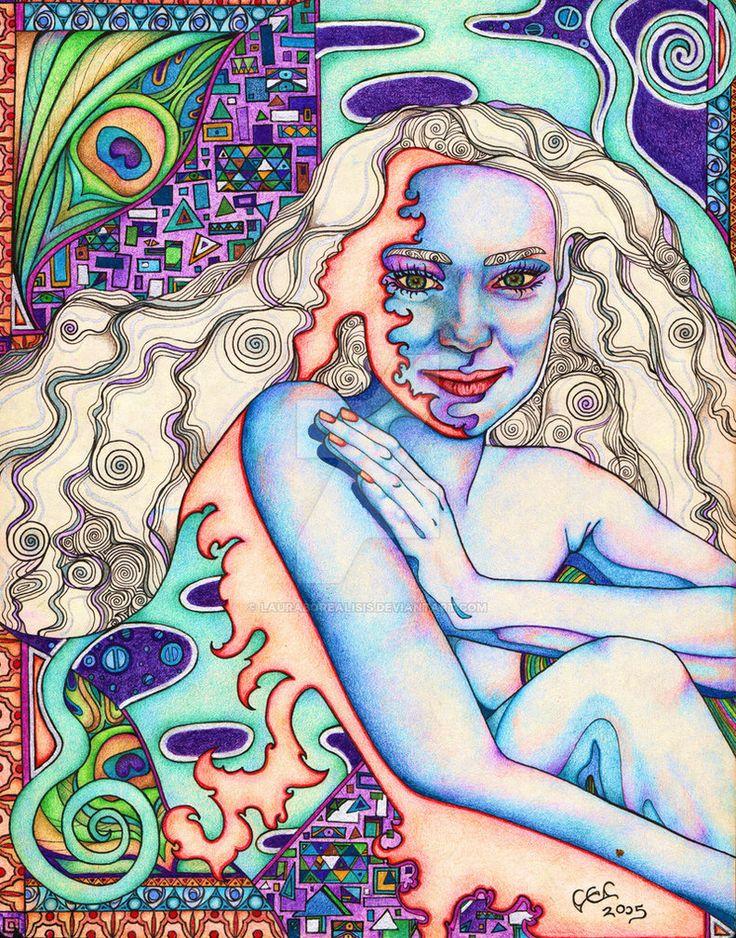 Immortal Feminine by lauraborealisis on DeviantArt