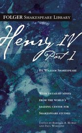 Henry IV, Part 1 | http://paperloveanddreams.com/book/1084575807/henry-iv-part-1 | Family relationships are at the center of Henry IV, Part 1. King Henry IV and Prince Hal form one major father-son pair, with Henry in despair because Hal lives a dissolute life. The father-son pair of Hotspur (Lord Henry Percy) and his father, the Earl of Northumberland, is in seeming contrast