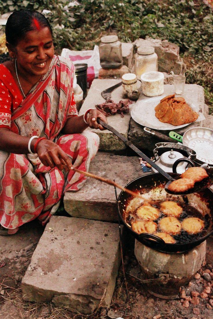 Kolkata(Calcutta) Indian street food