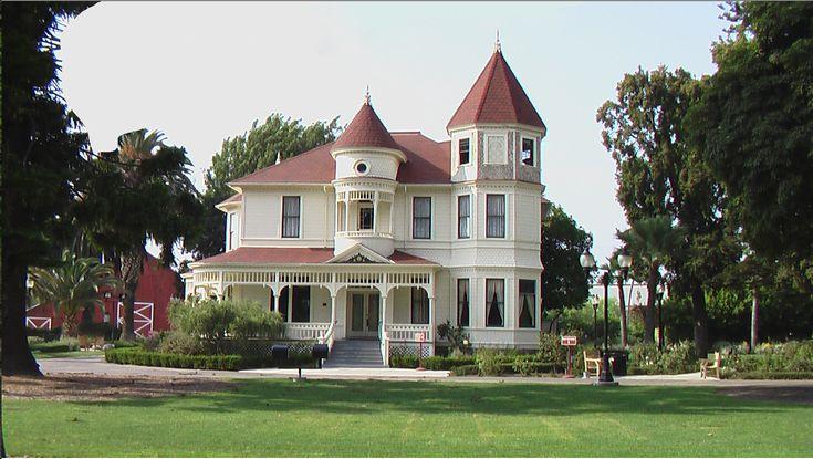 Adolfo Camarillo house, Camarillo, CA, Ventura County