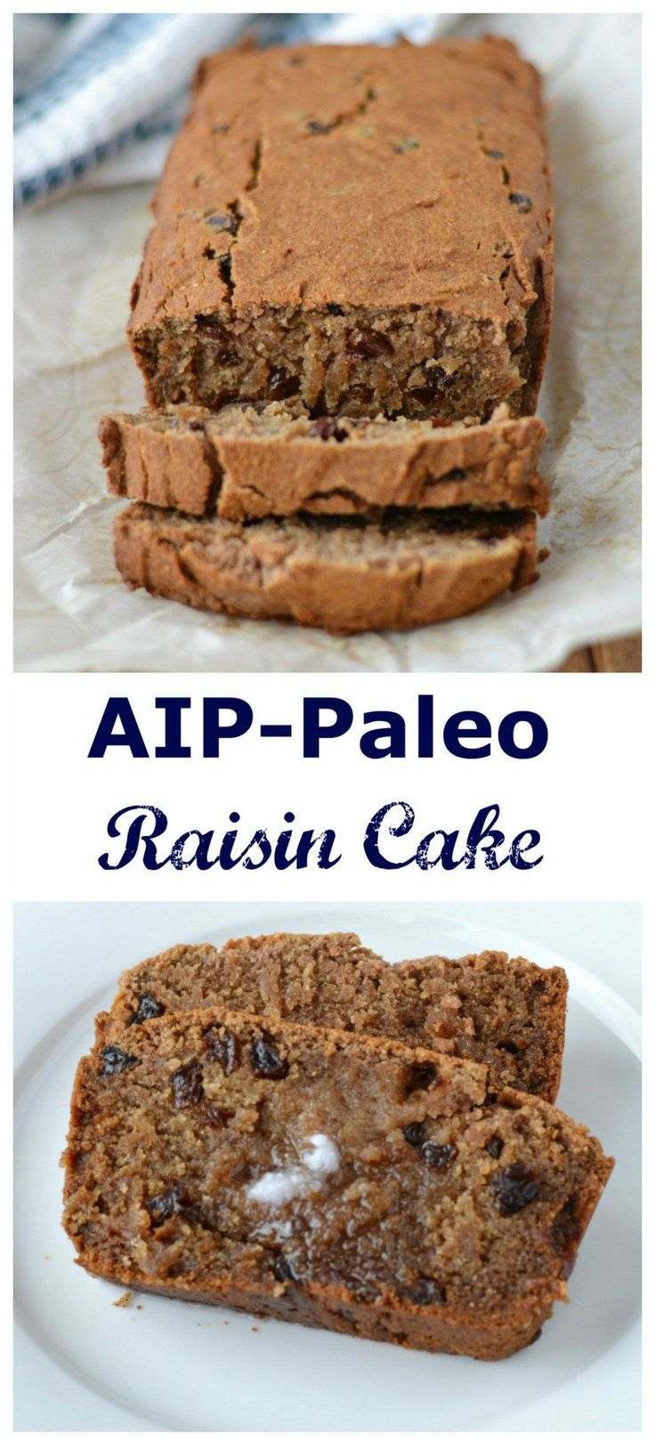 Raisin Cake (AIP/Paleo/Refined Sugar-Free) | Lichen Paleo, Loving AIP