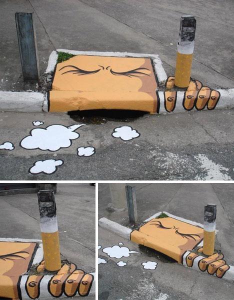 Stop Smoking in public arear .-)