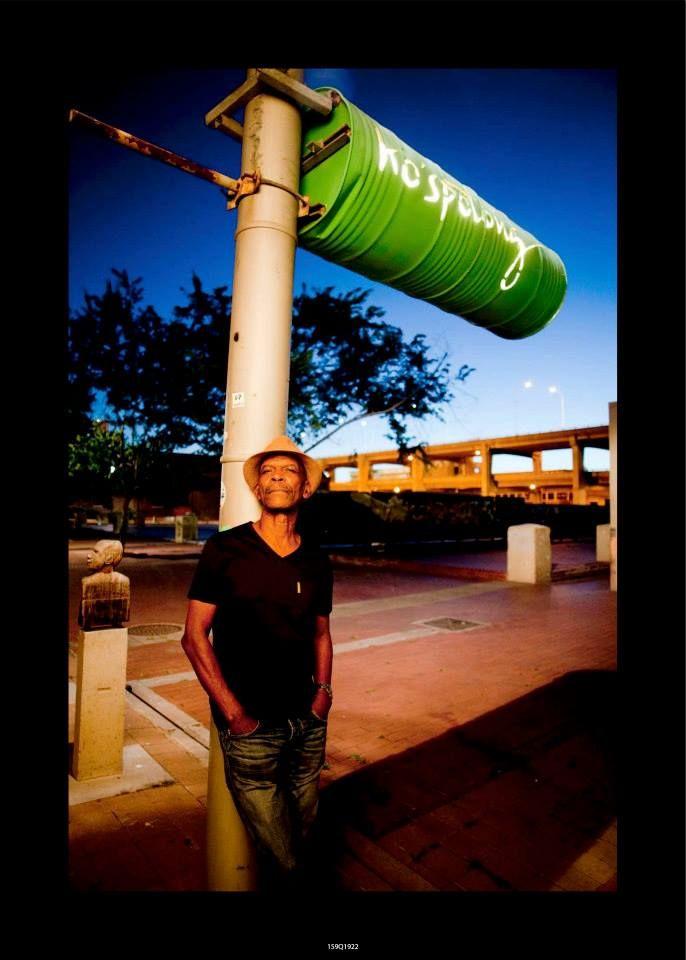 Ray Phiri location Newtown, Johannesburg