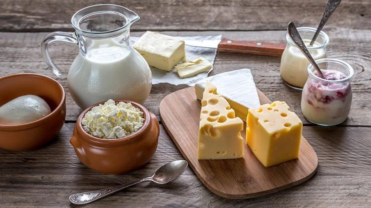 10 Killing Erection Food - Dairy Products