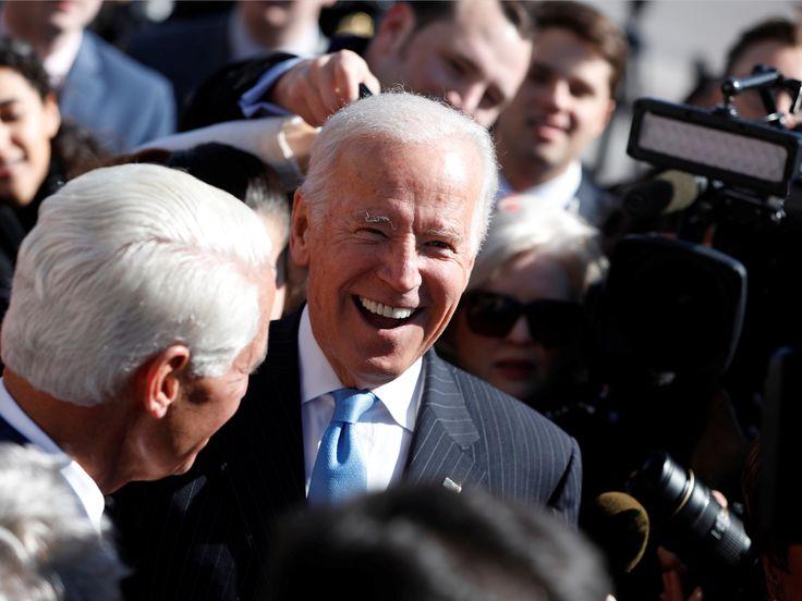 Joe Biden is giving a major speech in a key presidential primary state