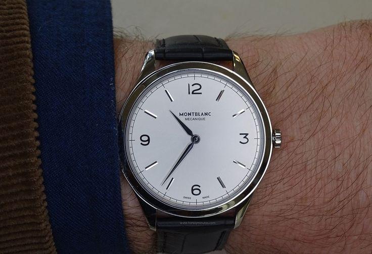 #Montblanc Heritage Chronométrie Ultra Slim