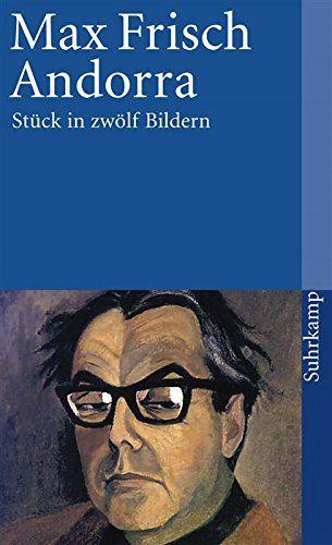 Max Frisch - Andorra - Klassiker - BücherTreff.de