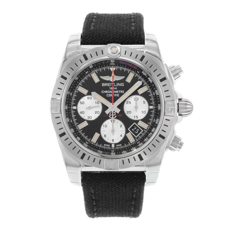 Refurbished Breitling Chronomat 44 Airborne AB01154G/BD13-1FD Steel Automatic Men's Watch