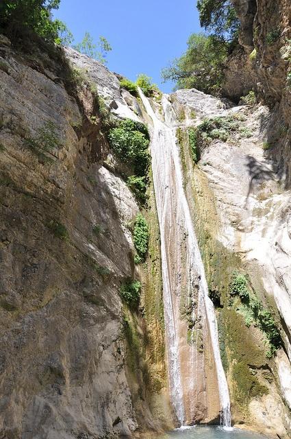 Lefkada - Waterfalls