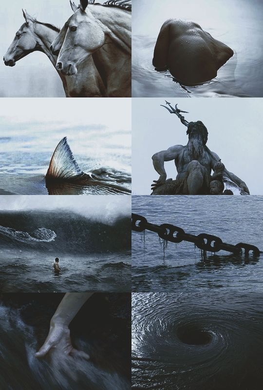 "Poseidon 2/2:  ""I am nothing definitive a collection of half-strung truths and swallowed lies I am in between """
