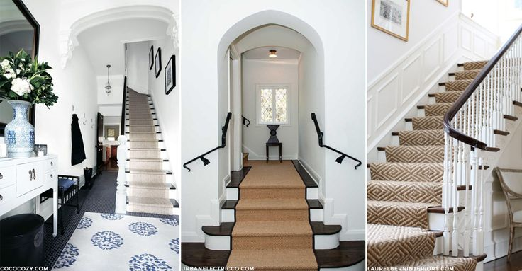 Seagrass Carpets: How To Work The Look   sheerluxe.com