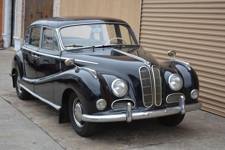 Laufen Original: Nizza 1958 BMW 502