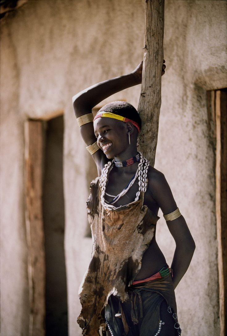 Great Rift Valley; The Omo Valley, Ethiopia