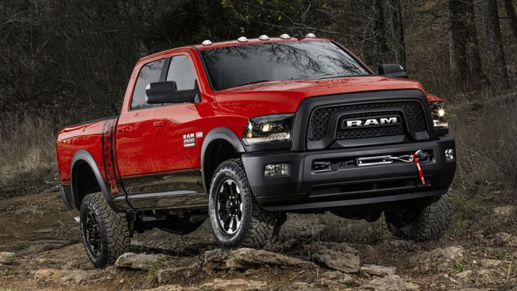 As mid-cycle visual updates go, Ram has hit a home run with the imposing, murdered-out accents of the 2017 Power Wagon pickup.