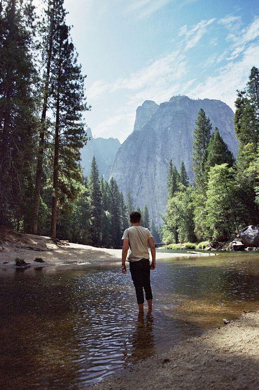 adventure in nature