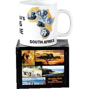 Big 5 Jumbo Mug. (product code B5-11) Price Includes Vat and shipping charge. Subject to supplier availability.