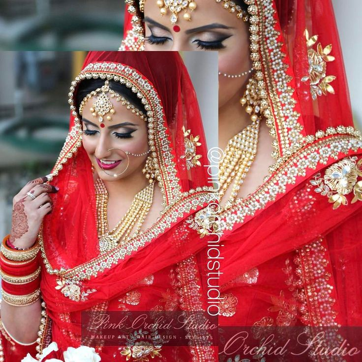 A punjabi bride