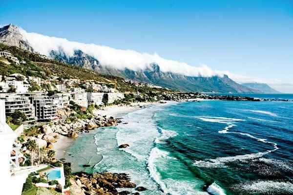 Home sweet home    Photo by Cameron Nelson, for 'Go There: Cape Town, South Africa | Africa, Travel | Transworld Surf'