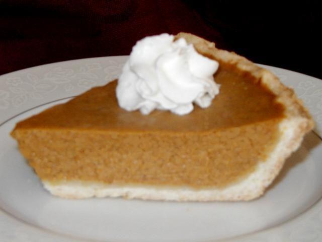 Pumpkin Pie, receta en español muy rico