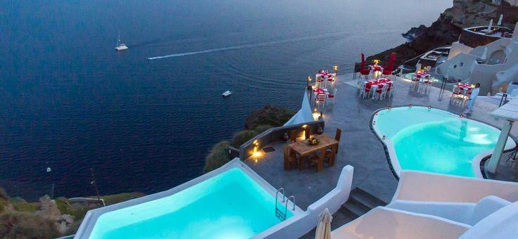 Book Andronis Boutique Hotel Villa Online - Santorini Accommodation