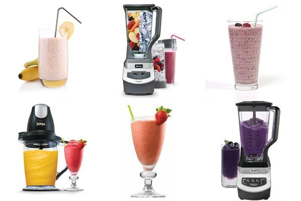 Ninja Blender Smoothie Recipes. I'll have to give these a try! #love #ninja