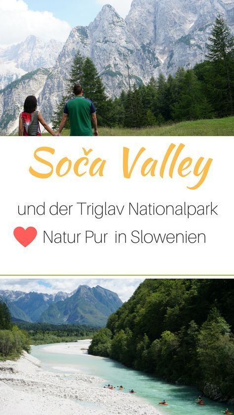 Outdoor Spaß im Soca Valley in Slowenien