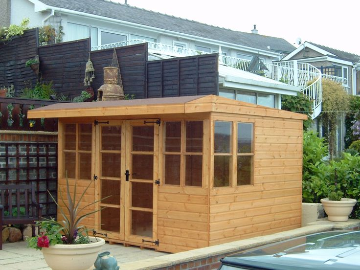garden shed summer house google search